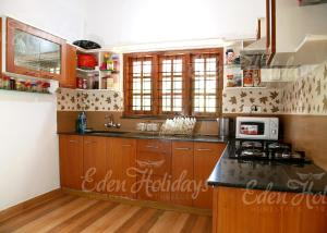 Eden Holiday Villa, Homestays  Sultan Bathery - big - 7