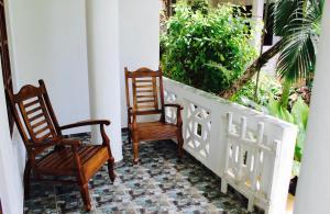 Serene Home, Apartments  Unawatuna - big - 17
