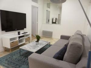 Rue Turgot Apartment, Апартаменты  Париж - big - 13