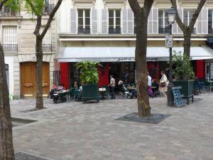 Rue Turgot Apartment, Апартаменты  Париж - big - 11