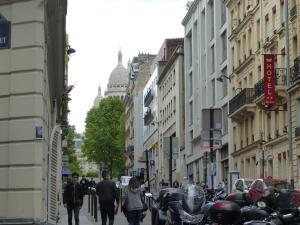 Rue Turgot Apartment, Апартаменты  Париж - big - 19