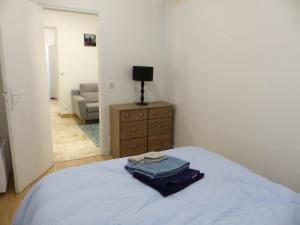 Rue Turgot Apartment, Апартаменты  Париж - big - 15
