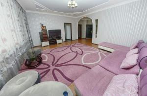 Apartment at Nursaya-2, Apartmány  Astana - big - 11