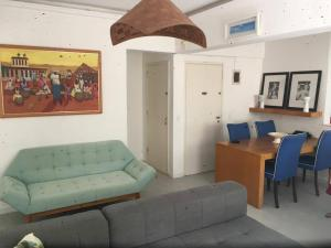 Ipanema Azul Beach Apartment, Апартаменты  Рио-де-Жанейро - big - 11