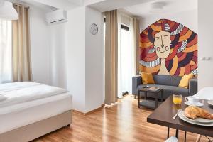 Moodeight Apartments, Apartments  Skopje - big - 13