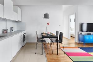 Moodeight Apartments, Apartments  Skopje - big - 16