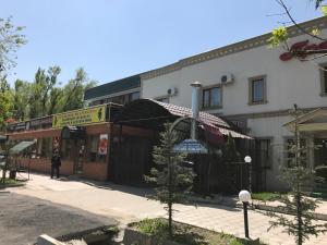 Hotel Prestizh, Hotely  Taraz - big - 14