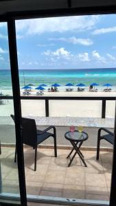 Penthouse Villa Marlin, Apartmány  Cancún - big - 110