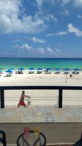 Penthouse Villa Marlin, Apartmány  Cancún - big - 111