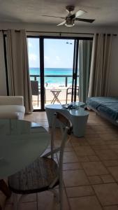 Penthouse Villa Marlin, Apartmány  Cancún - big - 114