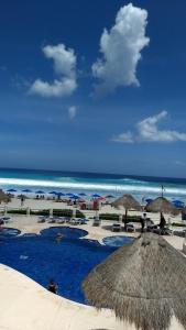 Penthouse Villa Marlin, Apartmány  Cancún - big - 121