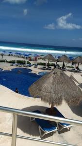 Penthouse Villa Marlin, Apartmány  Cancún - big - 122