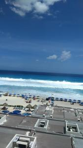 Penthouse Villa Marlin, Apartmány  Cancún - big - 124