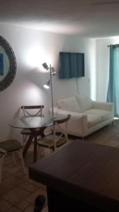 Penthouse Villa Marlin, Apartmány  Cancún - big - 138