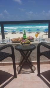 Penthouse Villa Marlin, Apartmány  Cancún - big - 151