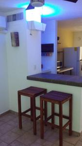Penthouse Villa Marlin, Apartmány  Cancún - big - 197