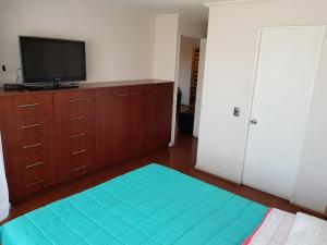 Departamento 1502, Edificio Costa Azul II, Apartments  Iquique - big - 14