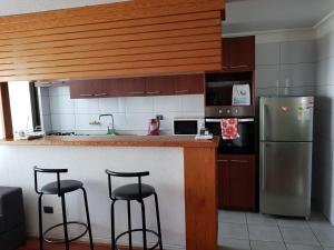 Departamento 1502, Edificio Costa Azul II, Apartments  Iquique - big - 18