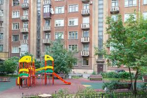 August Apart-Hotel, Aparthotely  Petrohrad - big - 2