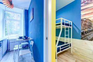 August Apart-Hotel, Aparthotely  Petrohrad - big - 17