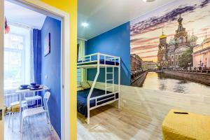 August Apart-Hotel, Aparthotely  Petrohrad - big - 24