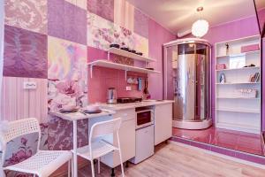 August Apart-Hotel, Aparthotely  Petrohrad - big - 43
