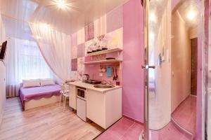 August Apart-Hotel, Aparthotely  Petrohrad - big - 48