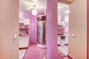 August Apart-Hotel, Aparthotely  Petrohrad - big - 49