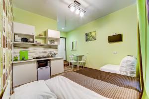 August Apart-Hotel, Aparthotely  Petrohrad - big - 62