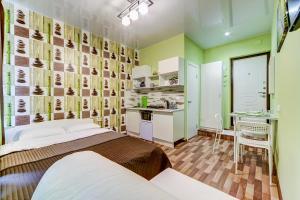 August Apart-Hotel, Aparthotely  Petrohrad - big - 64