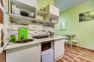 August Apart-Hotel, Aparthotely  Petrohrad - big - 65