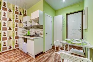 August Apart-Hotel, Aparthotely  Petrohrad - big - 68
