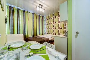 August Apart-Hotel, Aparthotely  Petrohrad - big - 71