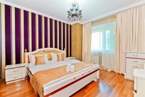 Апартаменты в Лазурном Квартале г. Астана, Apartmanok  Asztana - big - 1