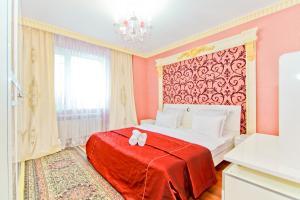 Апартаменты в Лазурном Квартале г. Астана, Apartmanok  Asztana - big - 9