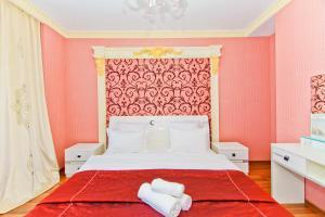 Апартаменты в Лазурном Квартале г. Астана, Apartmanok  Asztana - big - 10
