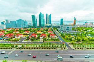 Апартаменты в Лазурном Квартале г. Астана, Apartmány  Astana - big - 19