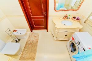 Апартаменты в Лазурном Квартале г. Астана, Apartmanok  Asztana - big - 22