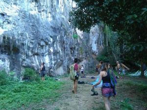 Chong Pli Climbers Camp, Szállodák  Aunang-part - big - 14