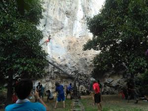 Chong Pli Climbers Camp, Szállodák  Aunang-part - big - 20
