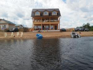 Dom na poluostrove Kosaritsa