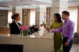 Курортный отель Лесная песня - фото 8
