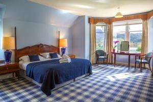 Glencanisp Lodge - Accommodation - Lochinver