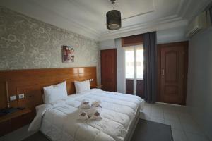 Hotel Chorouk, Hotely  Safi - big - 21