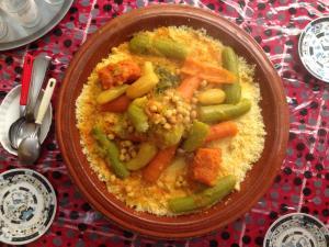 Hotel Chorouk, Hotely  Safi - big - 19