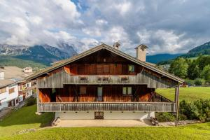 Chalet Ca Lacedel