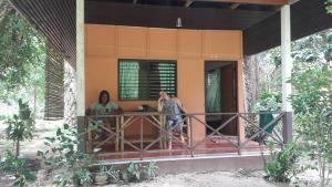 Chong Pli Climbers Camp, Szállodák  Aunang-part - big - 7