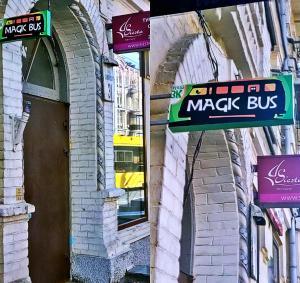 Хостел Magic Bus - фото 4