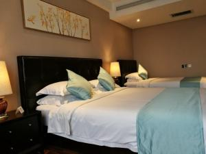 Limone Hotel, Hotely  Suzhou - big - 3