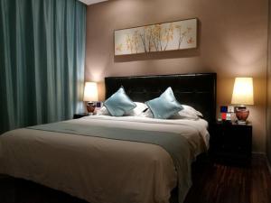 Limone Hotel, Отели  Сучжоу - big - 4